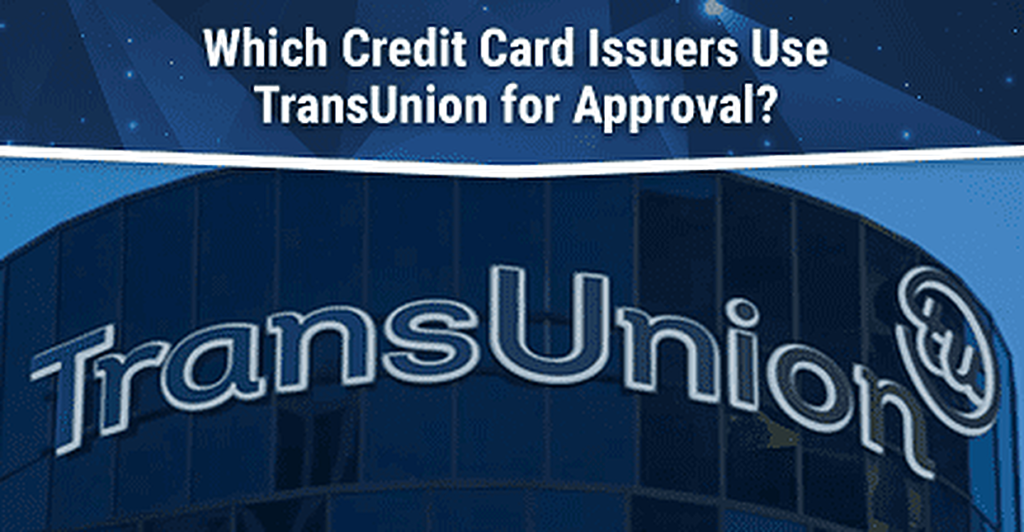 What Credit Card Company Only Pulls TransUnion